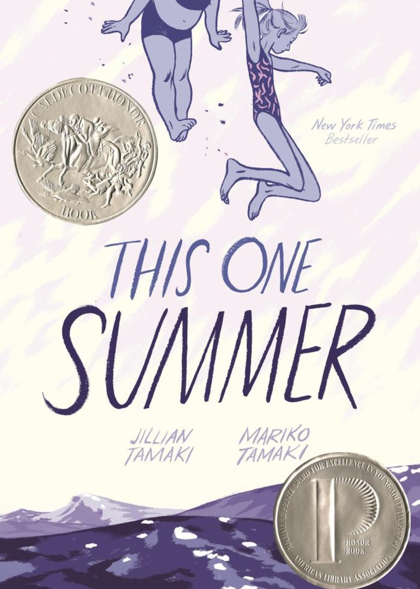 This One Summer Graphic Novel - Paperback