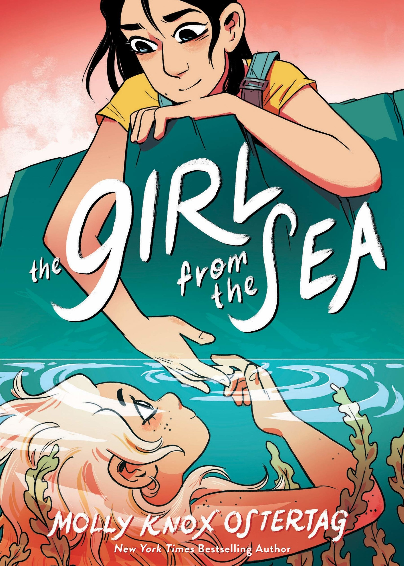 The Girl from the Sea Graphic Novel - Paperback