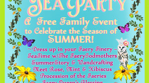 FaeryGodmother's Midsummer Tea Party