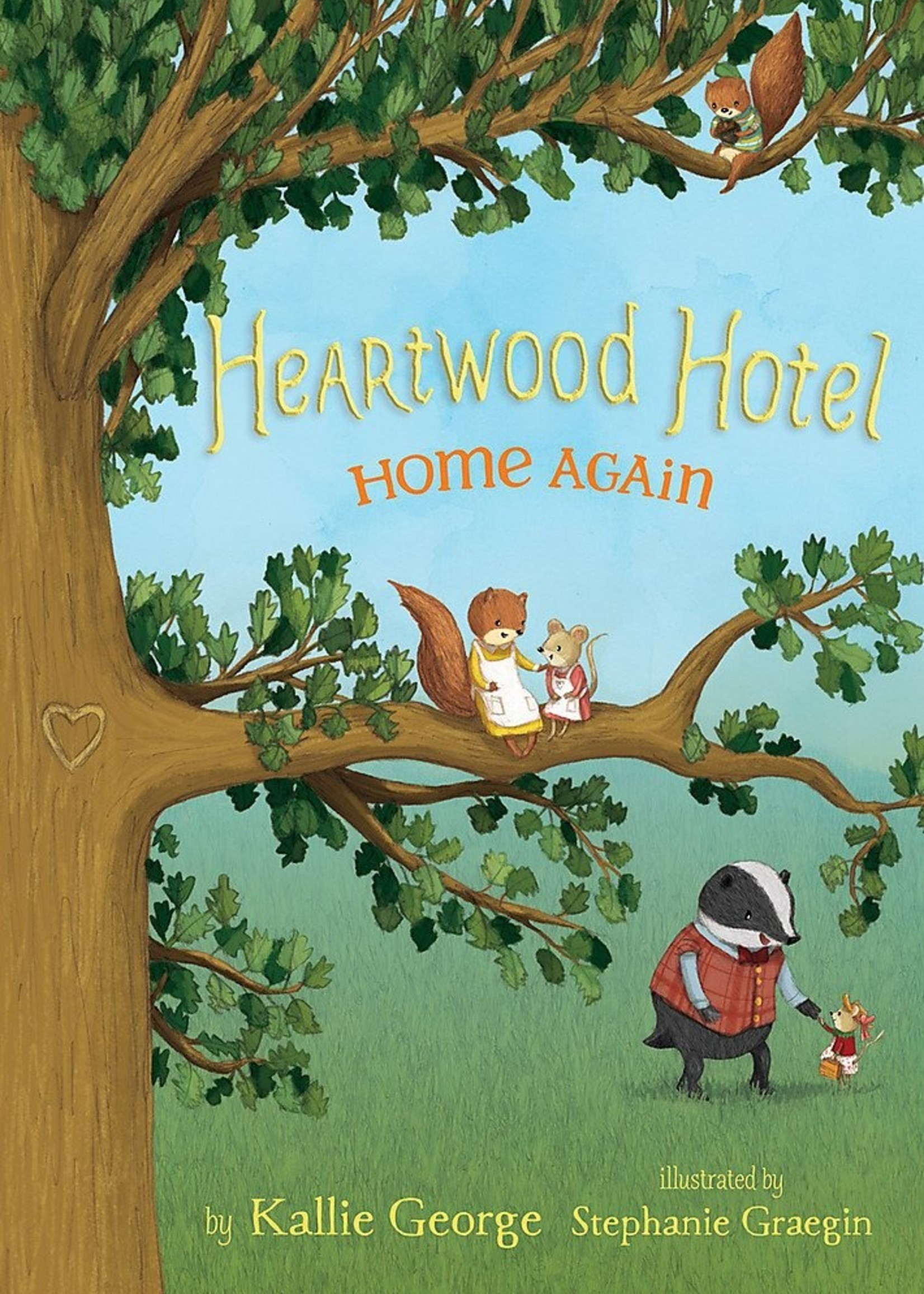 Heartwood Hotel #04, Home Again - Paperback