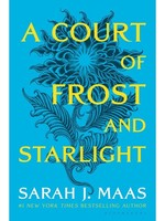 Court of Thorns and Roses #04, A Court of Frost and Starlight - PB