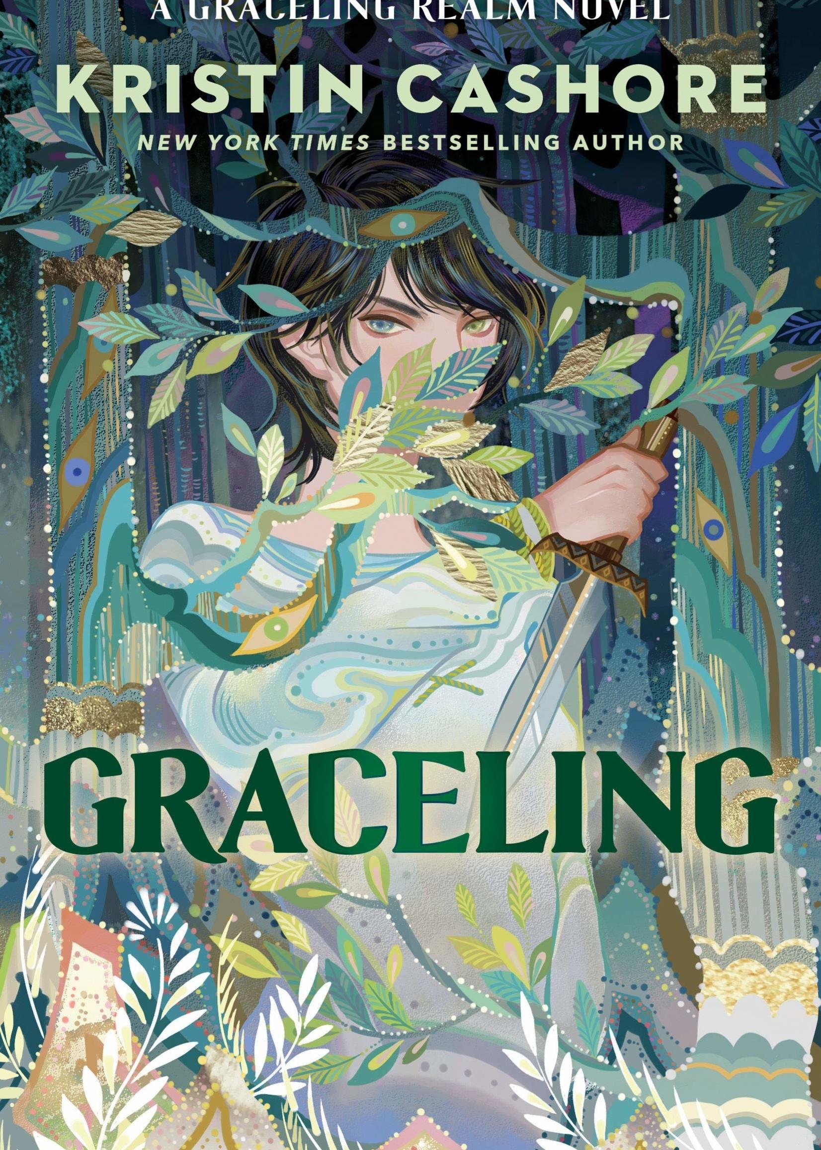 Graceling Realm #01, Graceling - Paperback