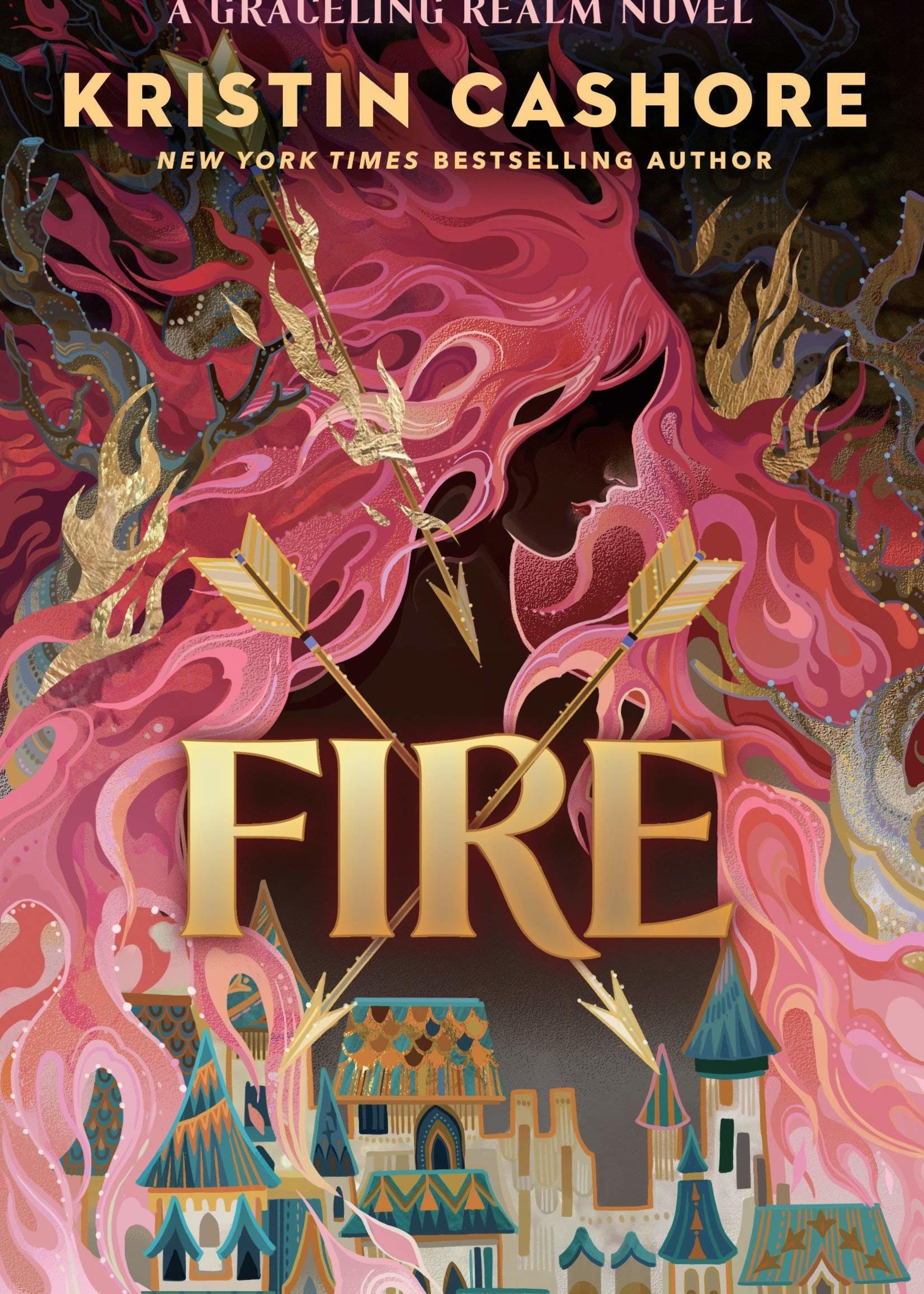 Graceling Realm #02, Fire - Paperback