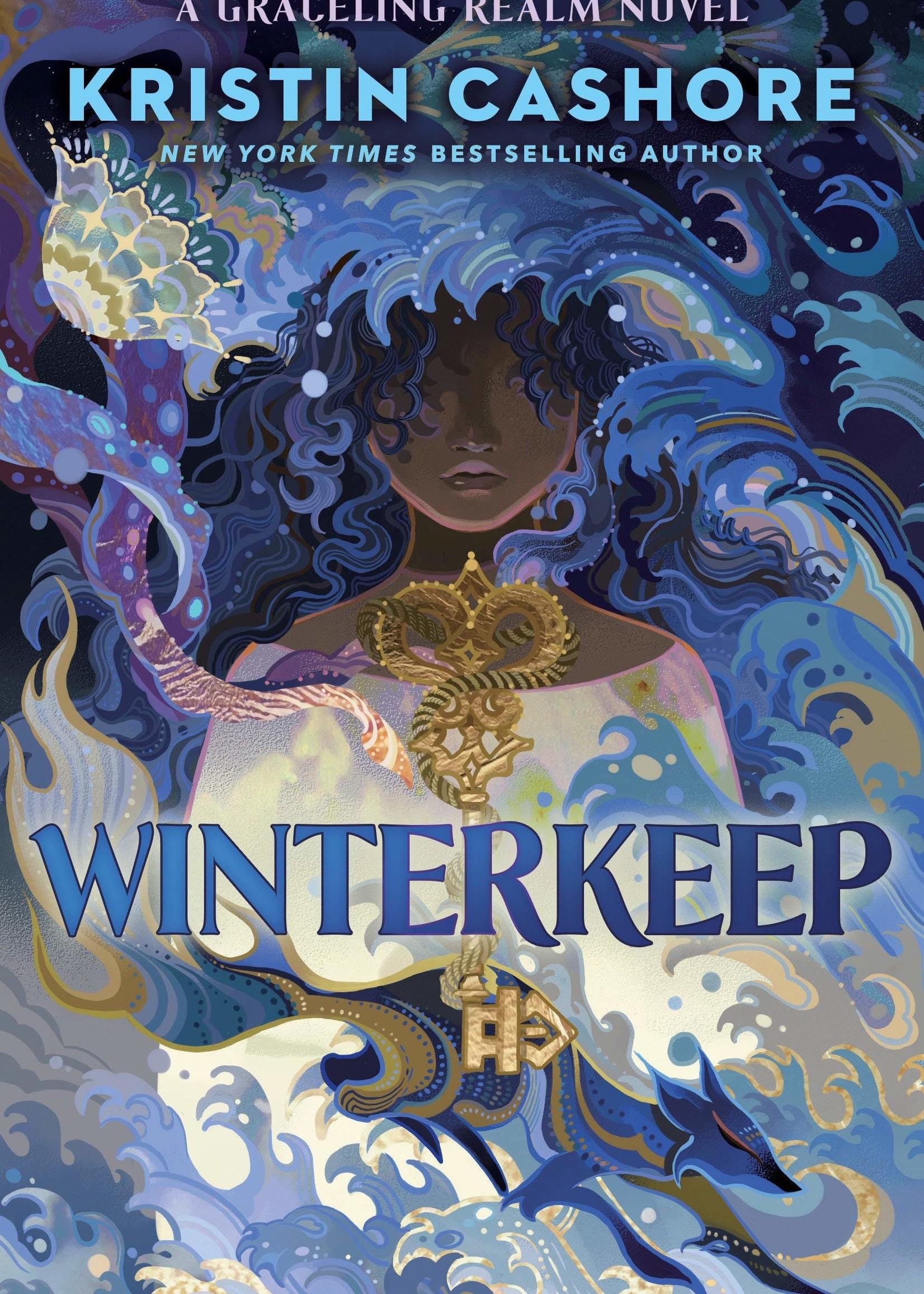 Graceling Realm #04, Winterkeep - Hardcover