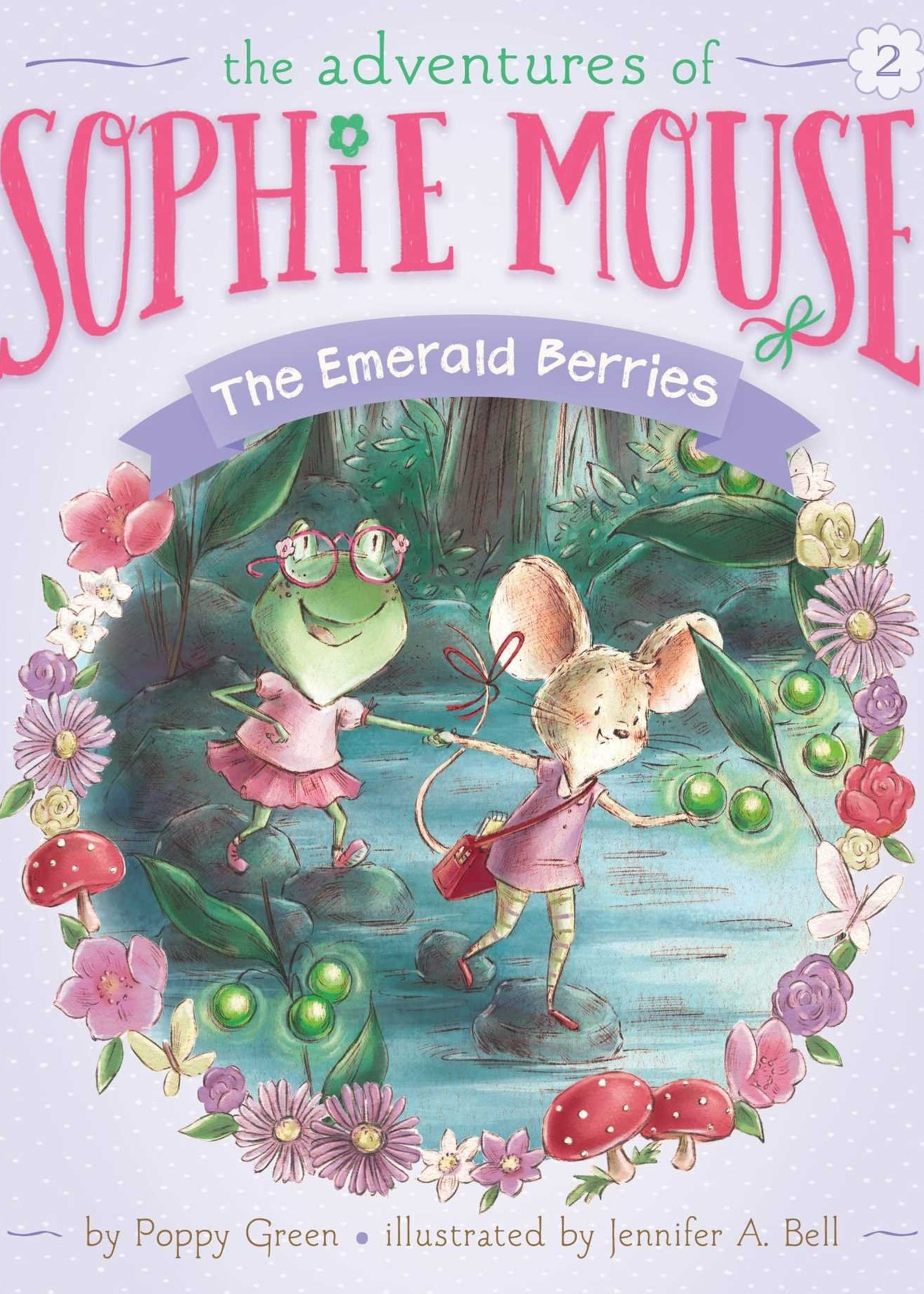 The Adventures of Sophie Mouse #02, The Emerald Berries - Paperback
