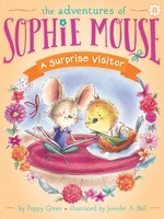 The Adventures of Sophie Mouse #08, A Surprise Visitor - PB