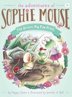 The Adventures of Sophie Mouse #09, The Great Big Paw Print - PB