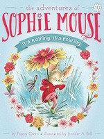 The Adventures of Sophie Mouse #10, It's Raining, It's Pouring - PB