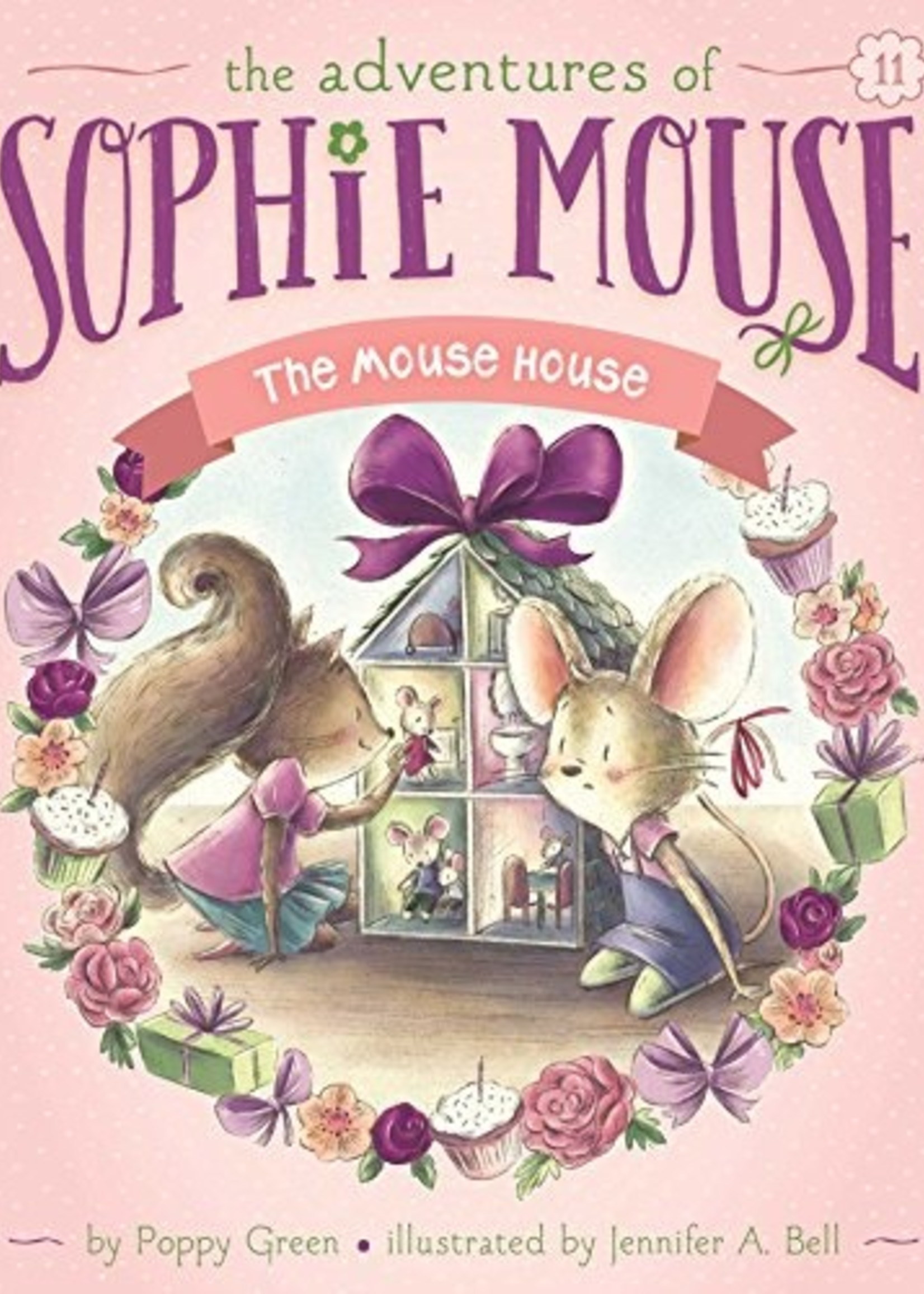 The Adventures of Sophie Mouse #11, The Mouse House - Paperback
