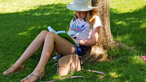 Summertime Reading Enchantment