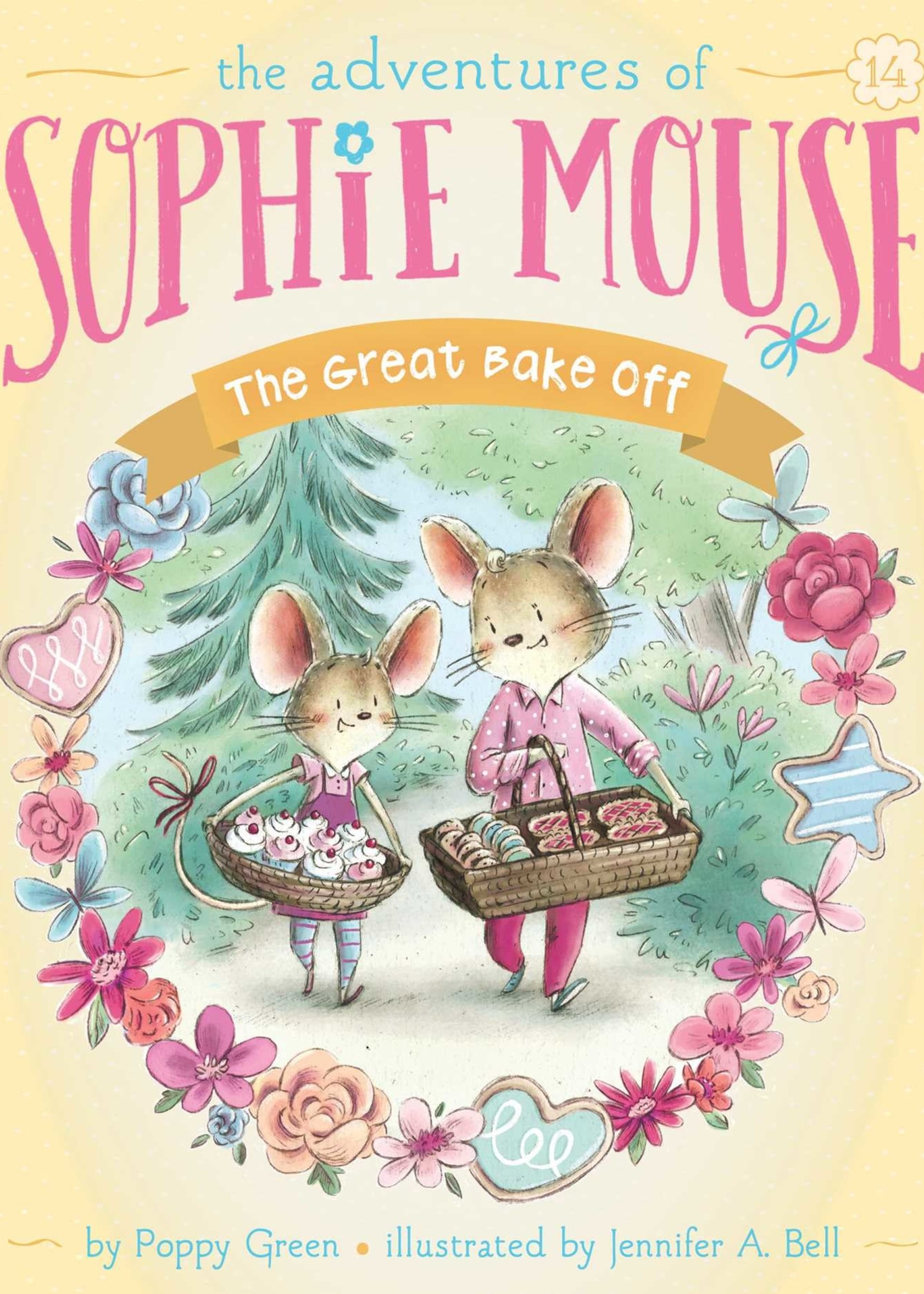 The Adventures of Sophie Mouse #14,  The Great Bake Off - Paperback