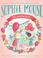 The Adventures of Sophie Mouse  #17, The Ladybug Party - PB