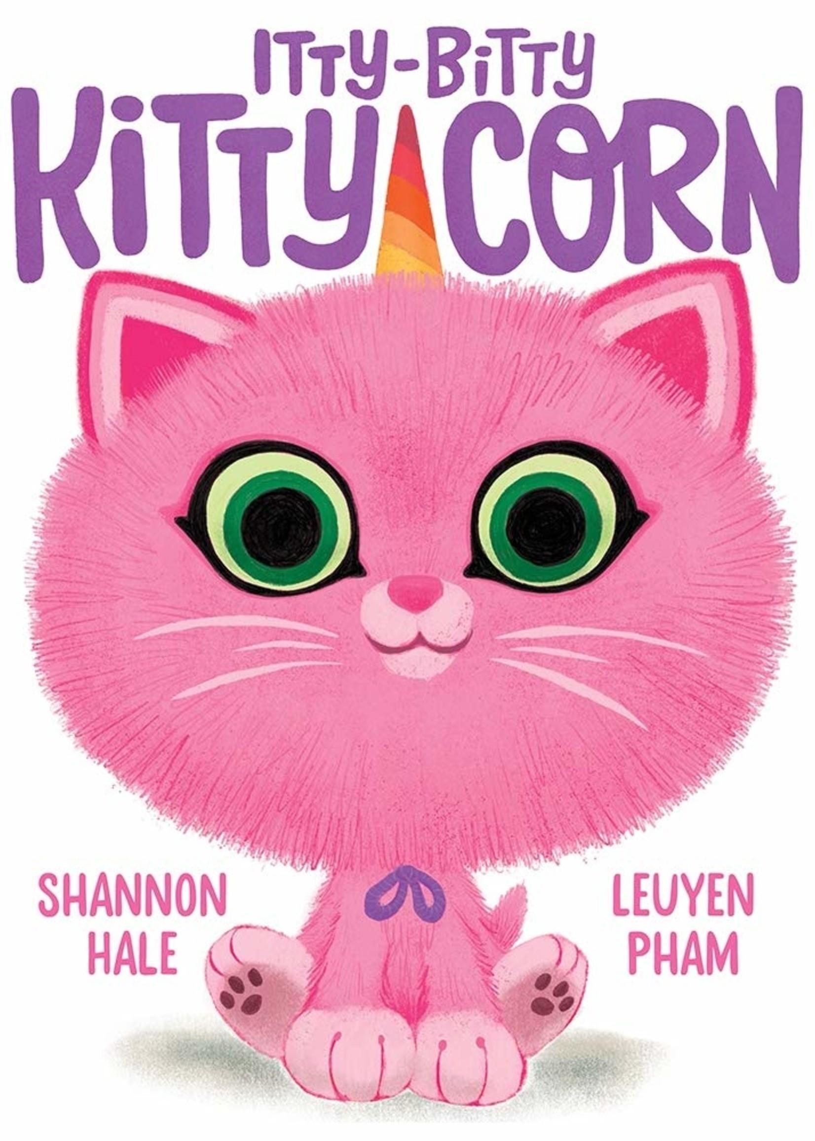 Itty-Bitty Kitty-Corn - Hardcover