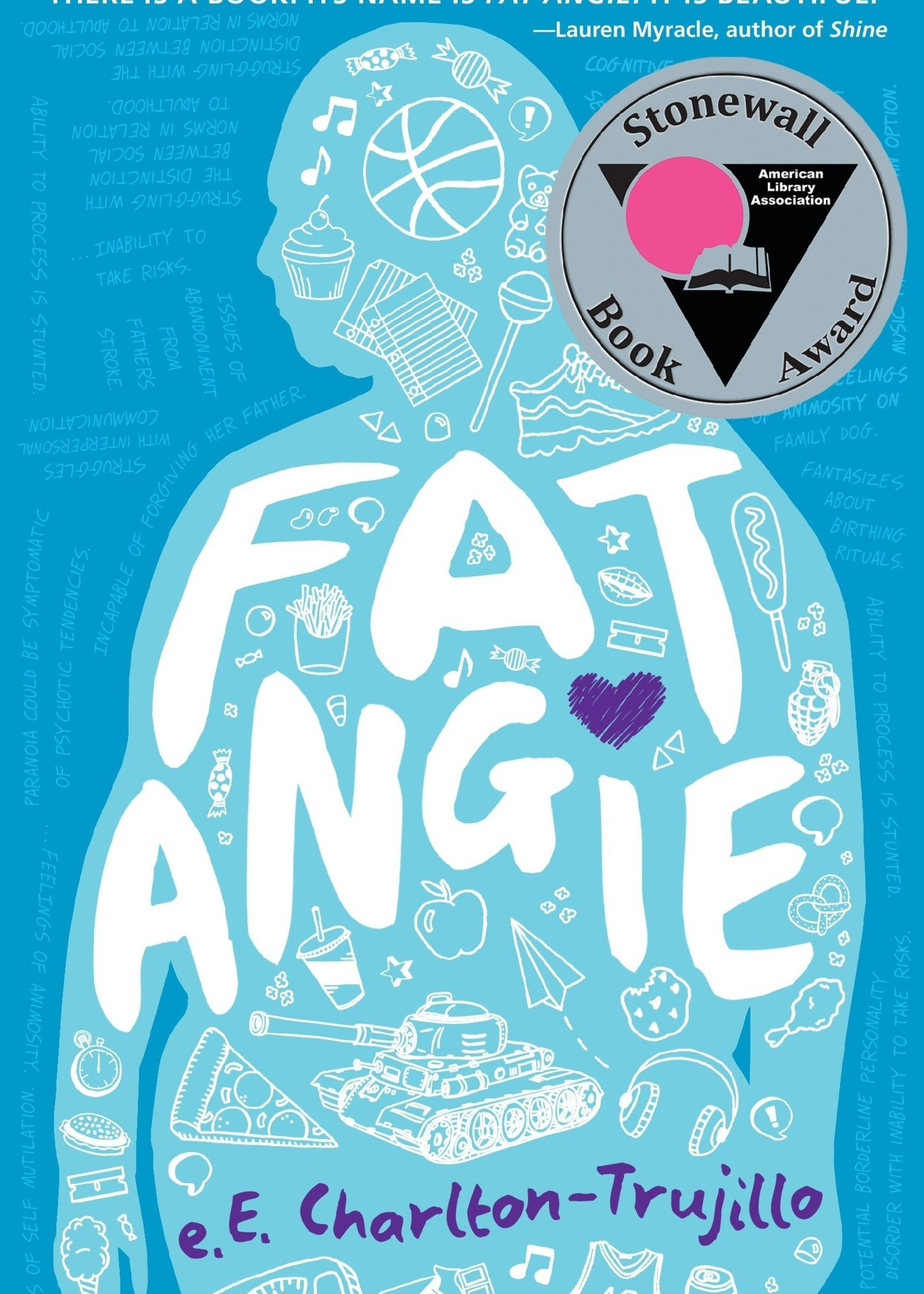 Fat Angie - Paperback