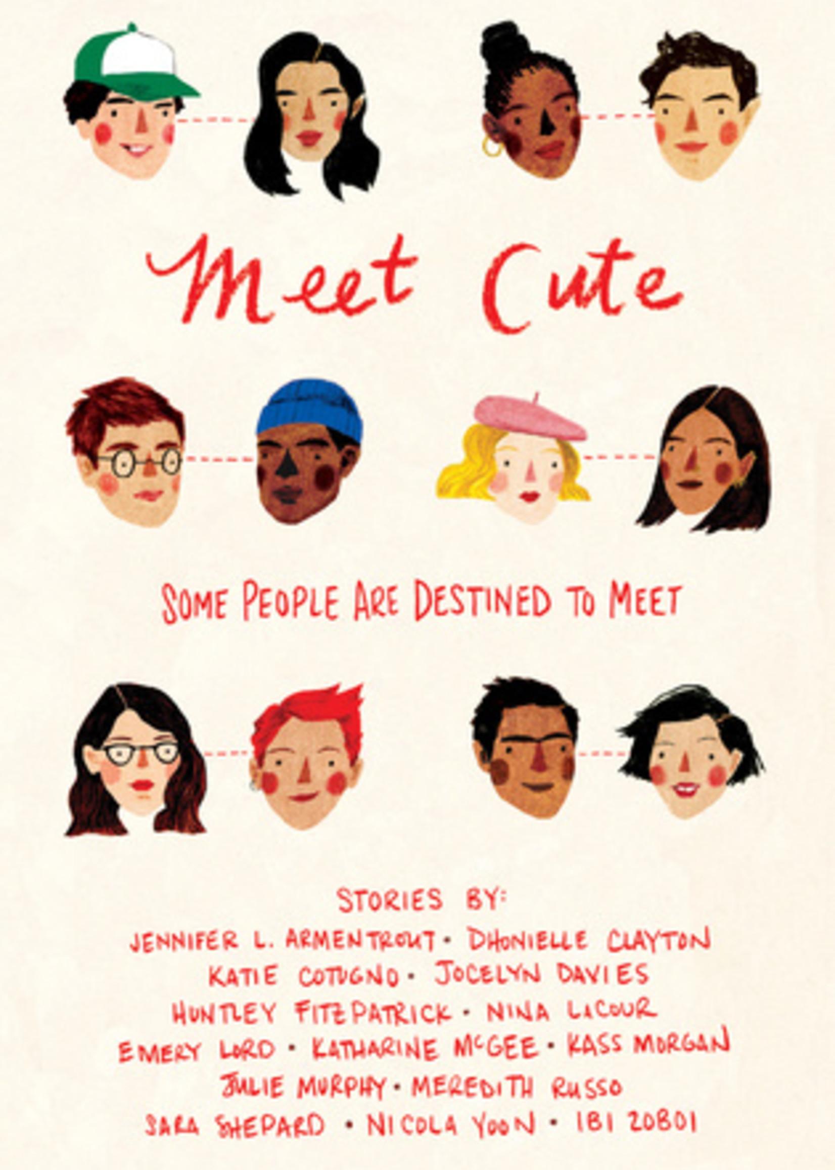 Meet Cute - Paperback