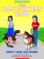 Baby-Sitters Club #10, Kristy and the Snobs GN - PB