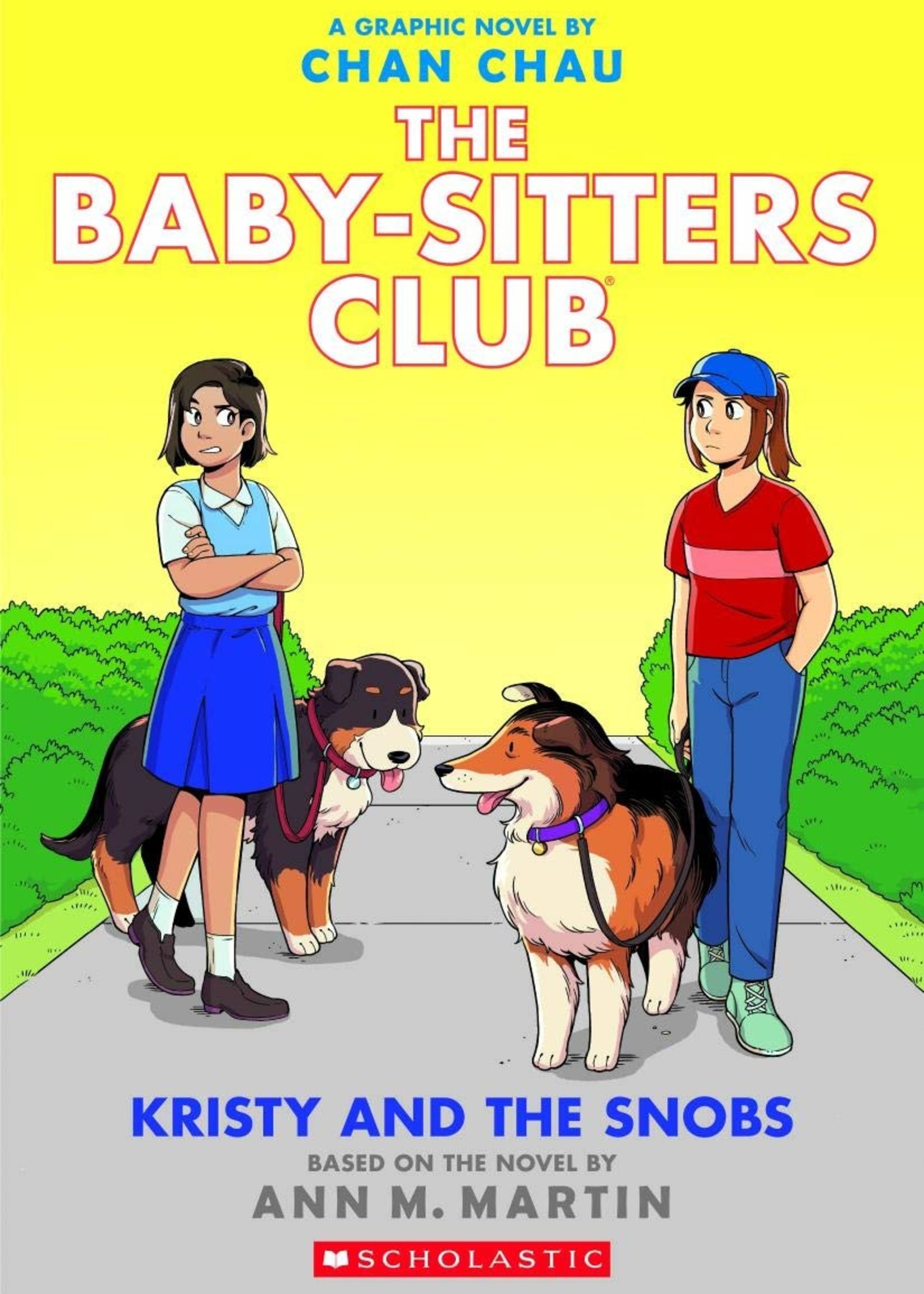 Baby-Sitters Club Graphic Novel #10, Kristy and the Snobs - Paperback