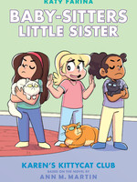 Baby-Sitters Little Sister GN #04, Karen's Kittycat Club - PB