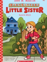 Baby-Sitters Little Sister #01, Karen's Witch - PB