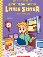 Baby-Sitters Little Sister #03, Karen's Worst Day - PB