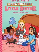 Baby-Sitters Little Sister #04, Karen's Kittycat Club - PB