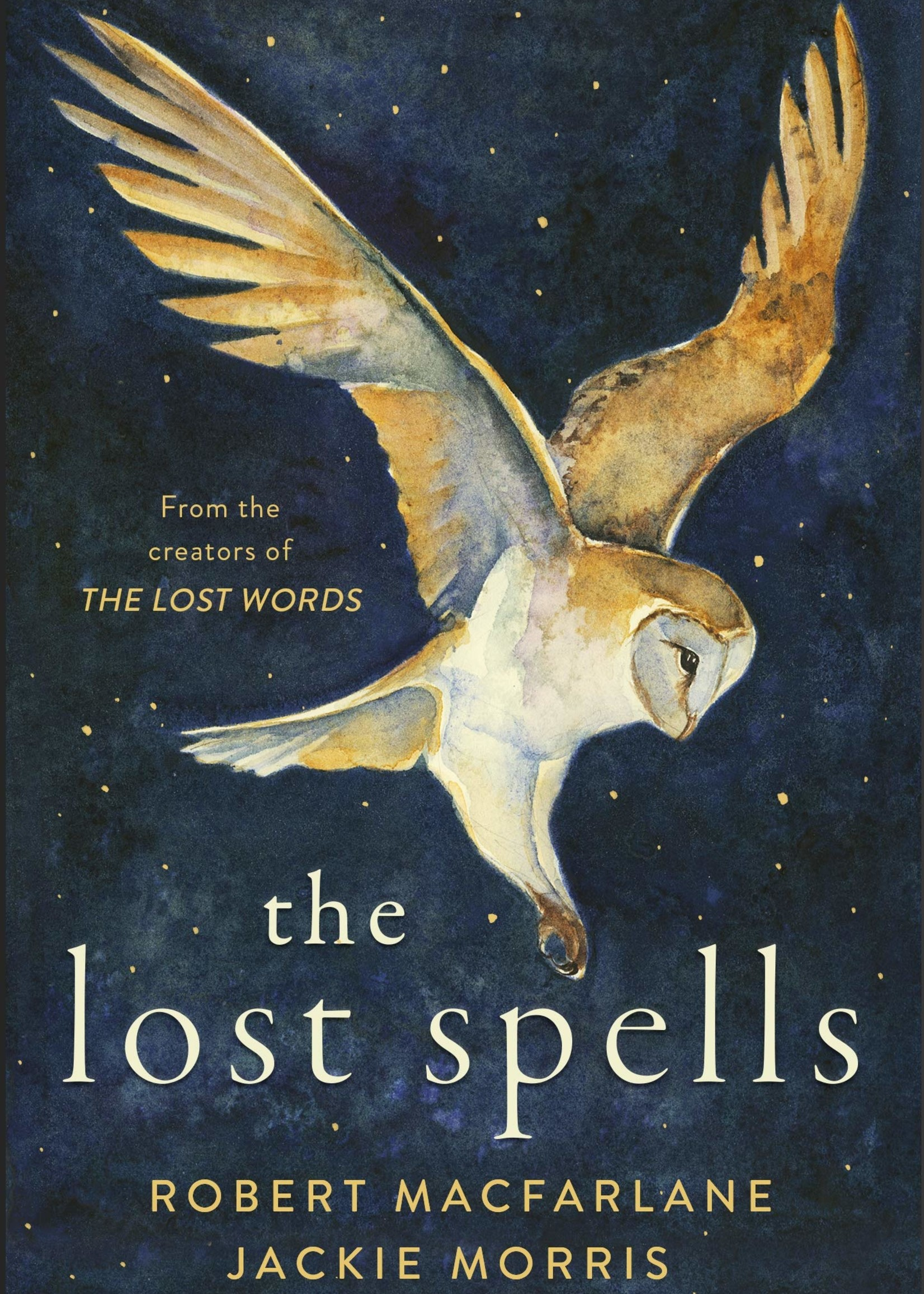 The Lost Spells - Hardcover