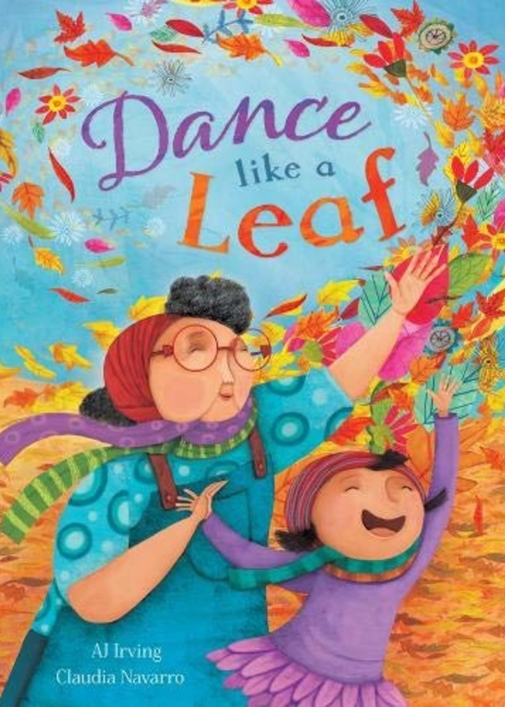 Dance Like a Leaf - Paperback