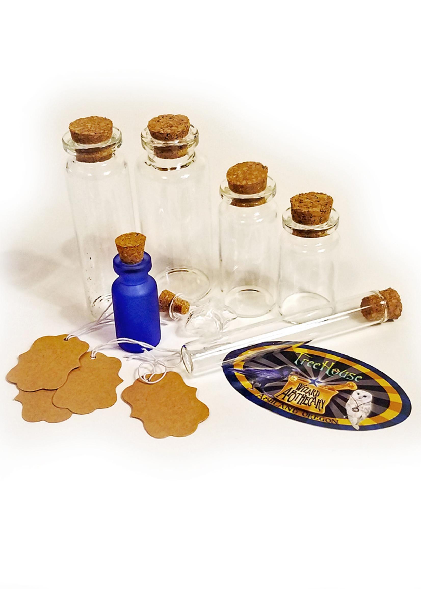 Modern Wizard Apothecary Mini Bottle Kit