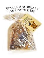 Modern Wizard Apothecary Mini Bottle Kit - Star Bag