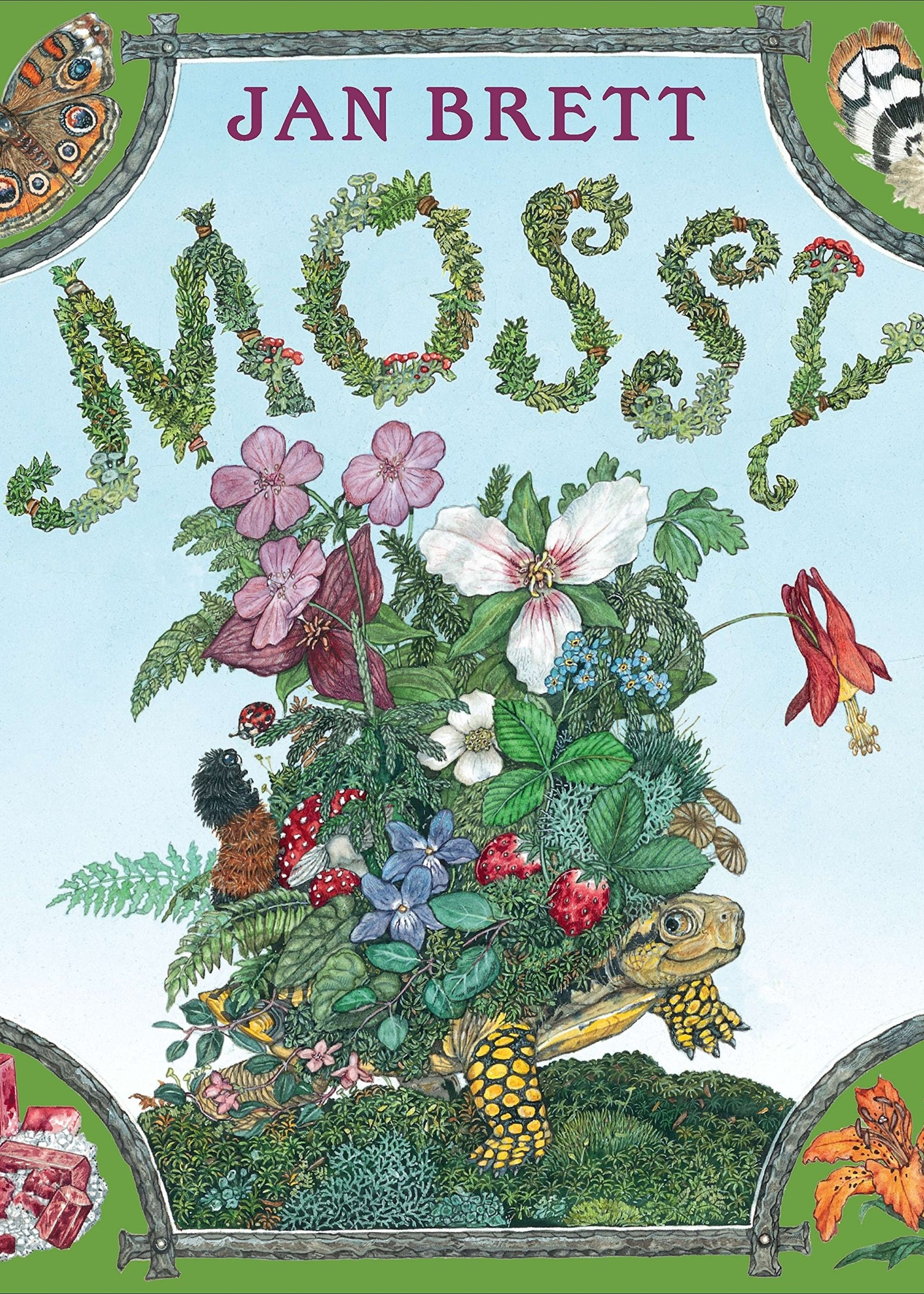 Mossy - Hardcover