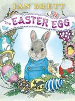 The Easter Egg by Jan Brett - BB