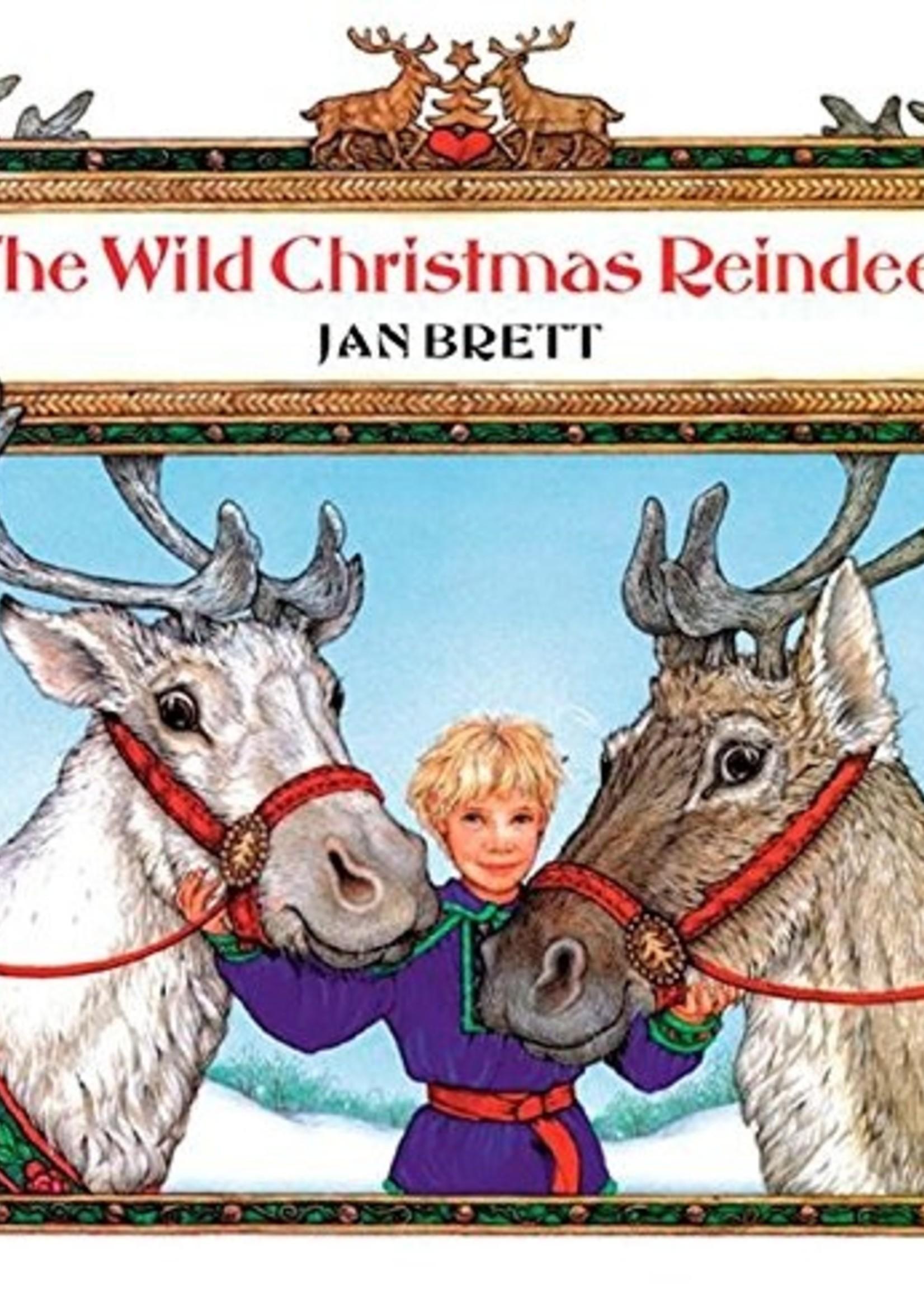 The Wild Christmas Reindeer - Paperback