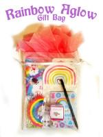 Rainbow Aglow Gift Bag