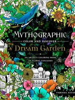 Mythographic Color and Discover: Dream Garden - PB