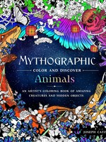 Mythographic Color and Discover: Animals - PB