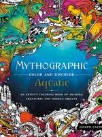 Mythographic Color and Discover: Aquatic - PB