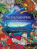Mythographic Color and Discover: Odyssey - PB