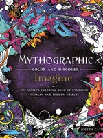 Mythographic Color and Discover: Imagine - PB