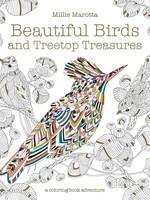 Millie Marotta Adult Coloring Book, Beautiful Birds: Mini Edition - PB