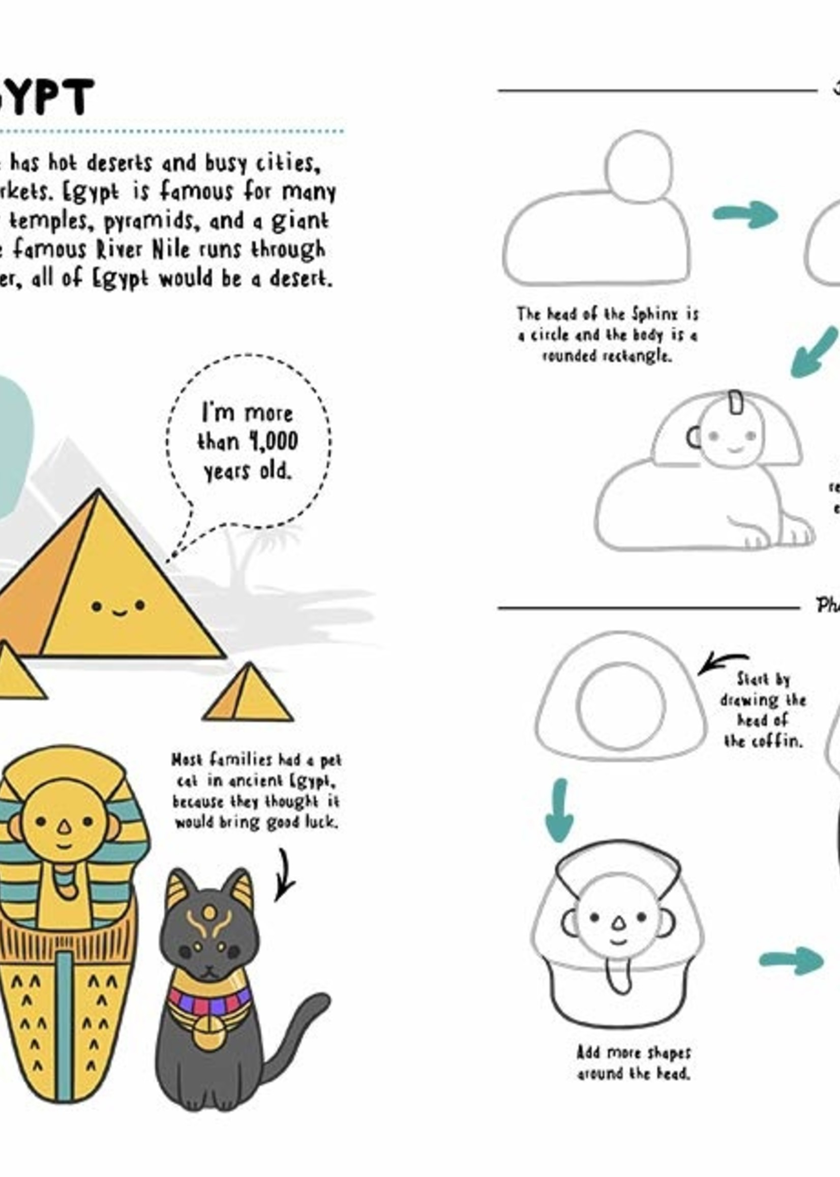 How to Draw Cute Stuff: Around the World - Paperback
