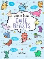 How to Draw Cute Beasts - PB
