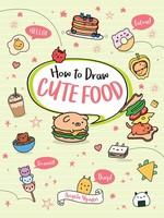 How to Draw Cute Food - PB