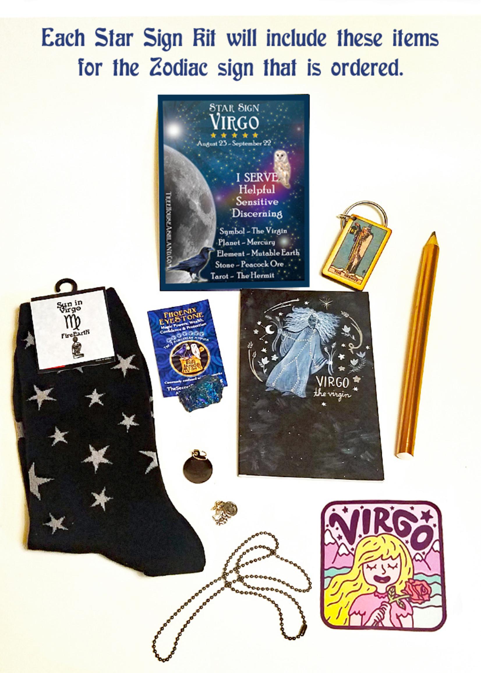 Star Sign Zodiac Kit, Cancer