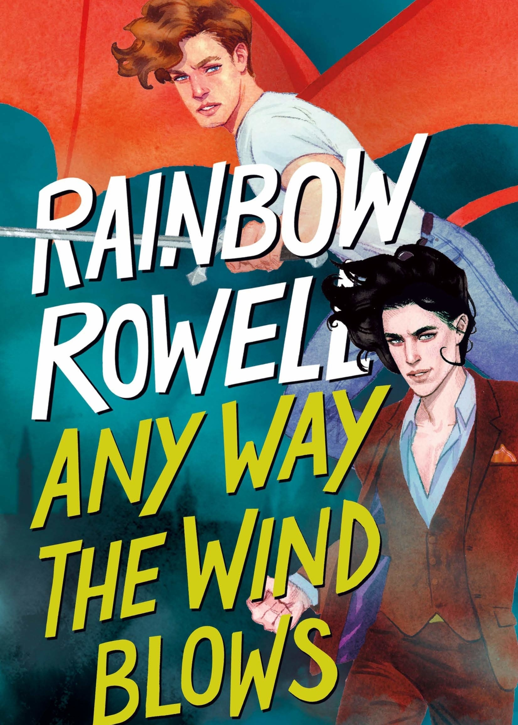 Simon Snow #03, Any Way the Wind Blows - Hardcover