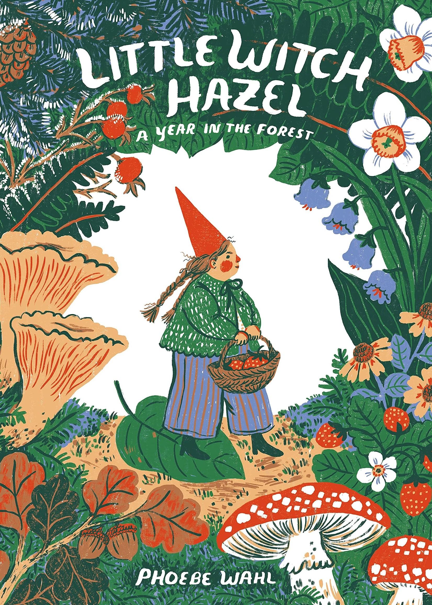 Little Witch Hazel - Hardcover