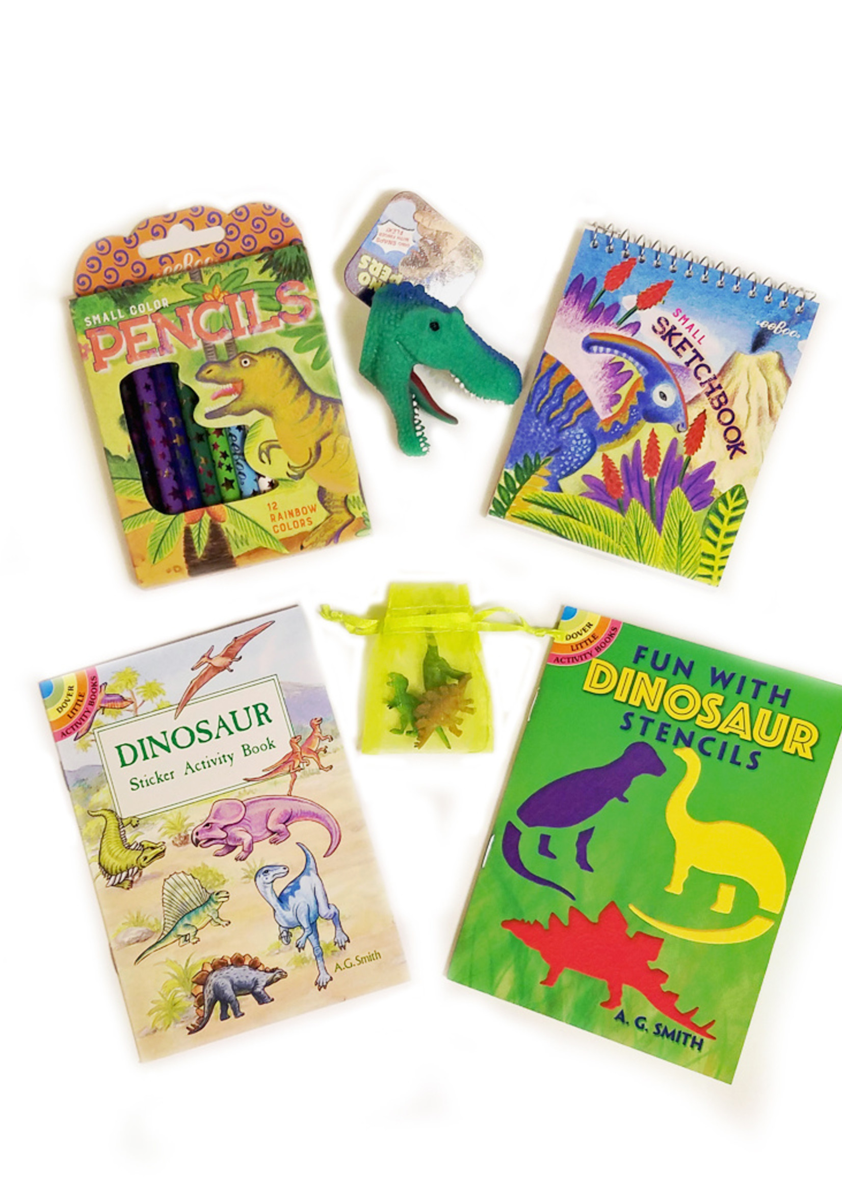 Dino-Mite Gift Bag