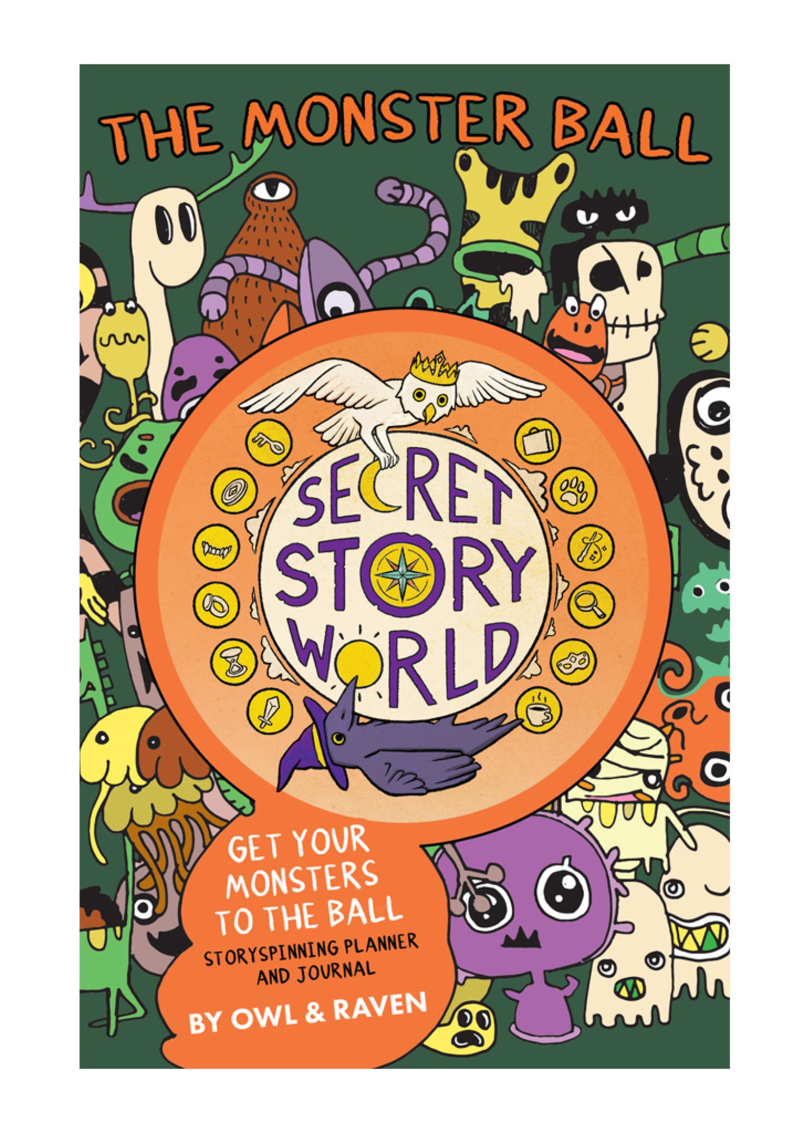 Secret Story World Witch Camp Kit, w/Journal