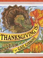 Thanksgiving Is... - PB