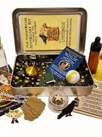 Mini Modern Wizard Apothecary Kit - Tin