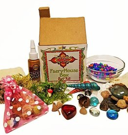 LadyJane Studios Faery House Box Art Kit